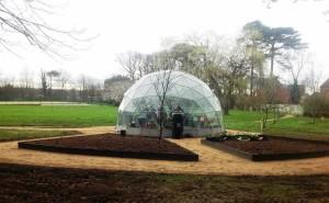 Upton-Hall-School-Upton-Wirral-solardome-eco-garden