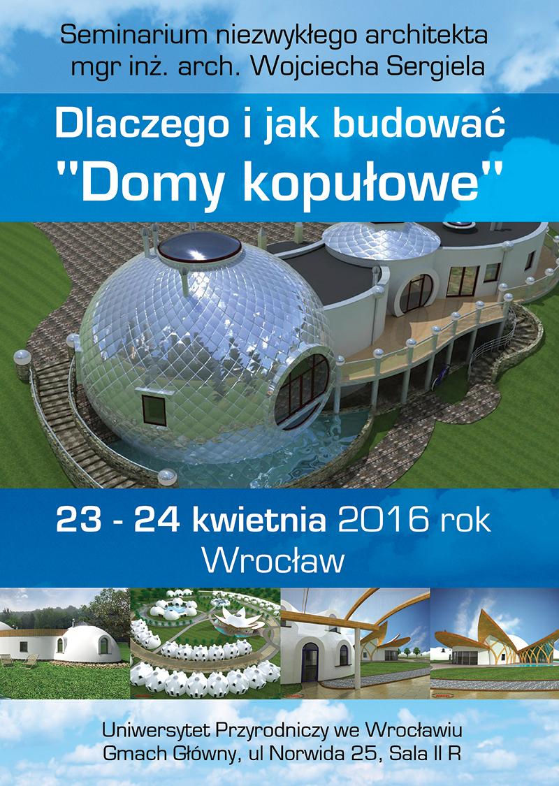 Plakat seminarium Sergiel