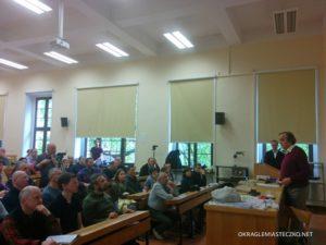 """Seminarium """"Dlaczego i jak budować domy kopułowe"""""""