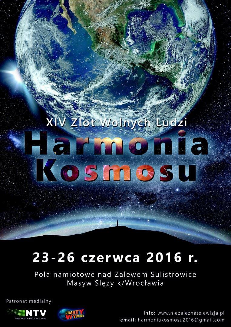Harmonia Kosmosu 2016