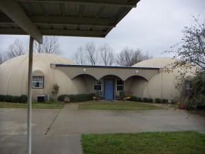 Kopuła Charca Casa w Teksasie